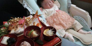 【要チェック】生後100日のお祝い!お食い初めのやり方は?